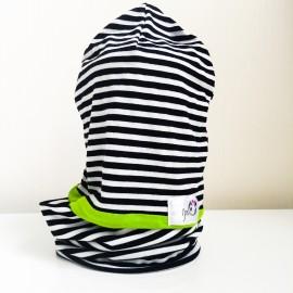 Шляпа и шарф - набор