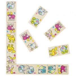 GOKI Koka spēle domino - mani draugi
