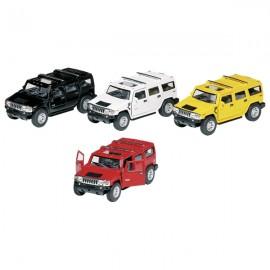 Goki – Hummer H2 SUV (2008), 1:40 izmērā